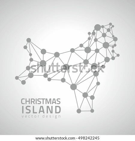 christmas island grey dot