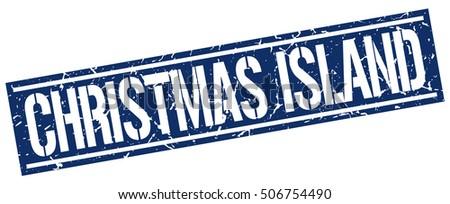 christmas island grunge