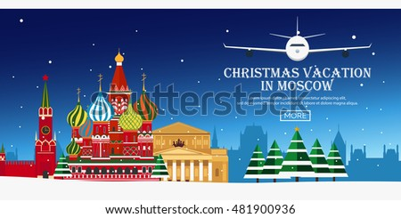 christmas journey to russia