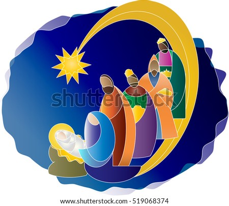 christmas nativity religious