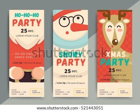 Template Party Flyer - Download Free Vector Art, Stock Graphics