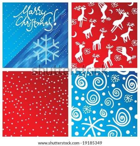 Free Christmas Patterns For Stained Glass