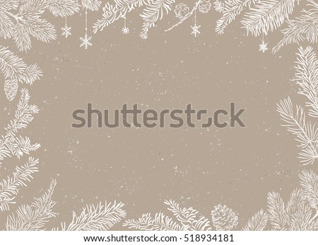 christmas poster   illustration