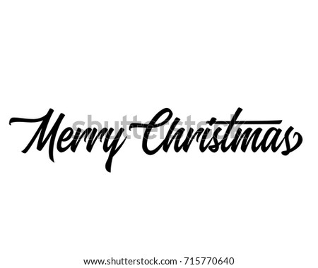 Merry Christmas Text - Download Free Vector Art, Stock Graphics & Images