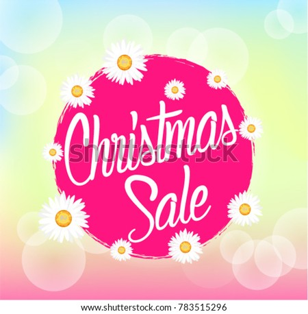 Christmas sale beautiful greeting card with bunch flowers christmas sale beautiful greeting card with bunch flowers background m4hsunfo