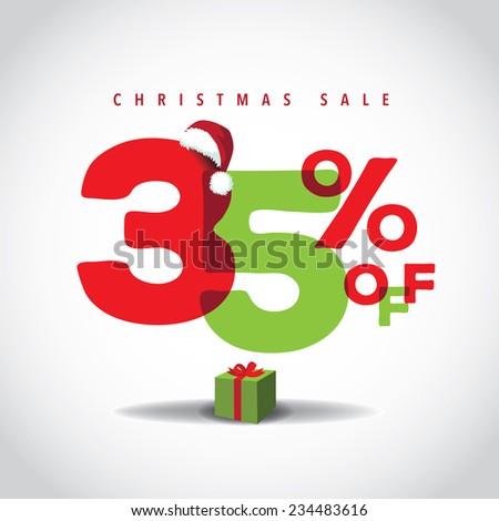 christmas sale big bright
