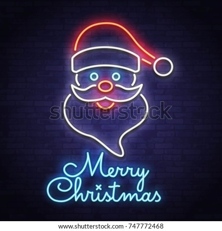 christmas santa claus new year