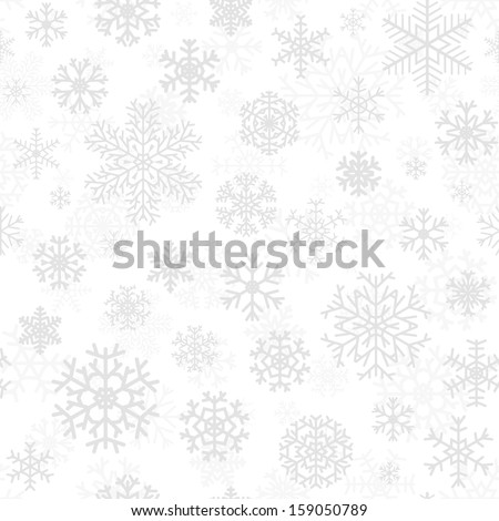 christmas seamless pattern from
