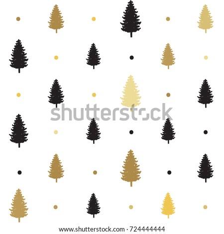 christmas seamless pattern new