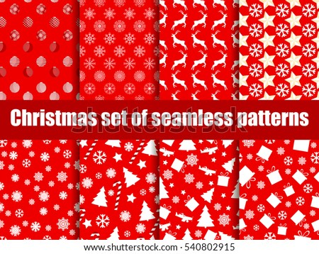 Holiday Christmas Pattern Download Free Vector Art Stock Graphics Mesmerizing Christmas Patterns