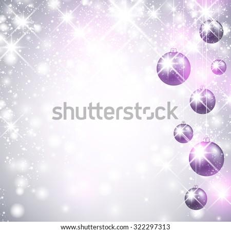 christmas shining background