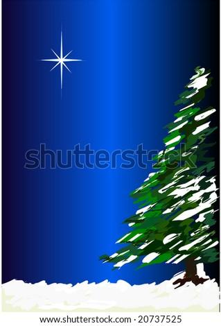 stock-vector-christmas-tree-and-star-20737525.jpg