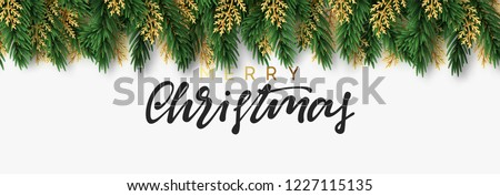 stock-vector-christmas-vector-background-xmas-sale-holiday-web-banner-design-christmas-decorations-green-and