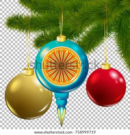 christmas vector tree