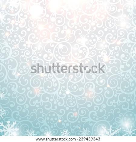 christmas vintage winter...