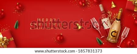 christmas website header or
