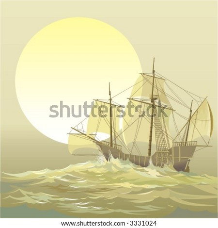 christopher columbus  caravel