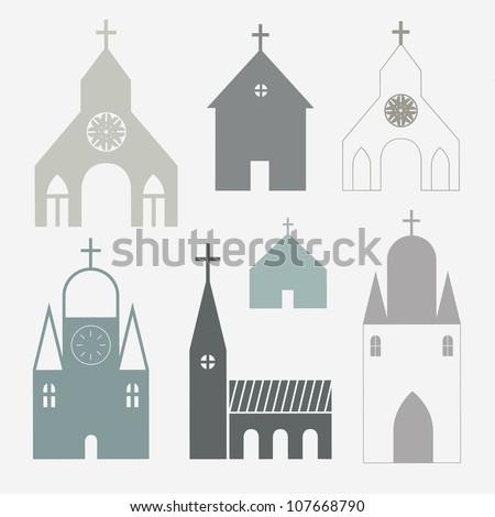 stock-vector-churches-vector