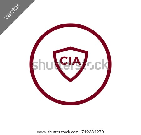 cia badge icon
