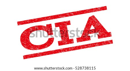 cia watermark stamp text