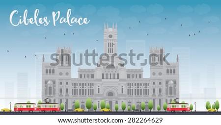 cibeles palace  palacio de
