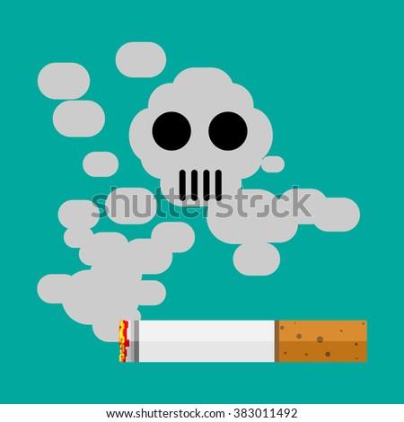 cigarette effect