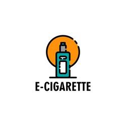 Cigarette Logo Design
