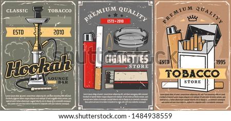 cigars  cigarettes and premium