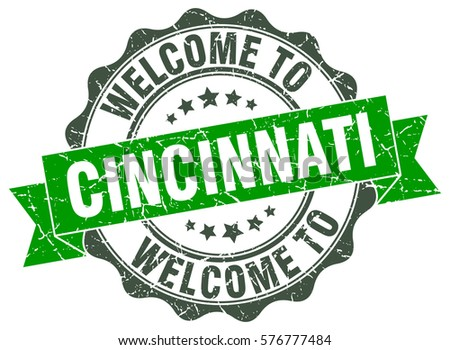 cincinnati. welcome to...