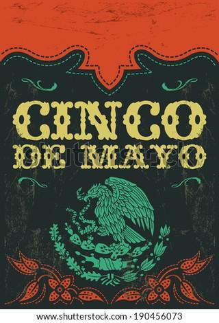 cinco de mayo   mexican holiday ...