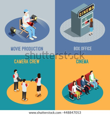cinema box office and movie