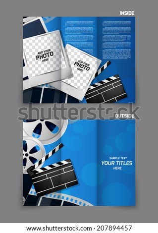 cinema entertainment reel