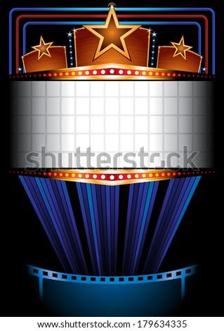 cinema poster