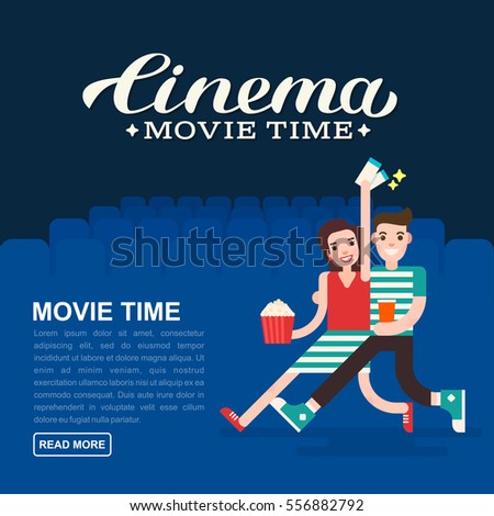 cinema poster or movie banner