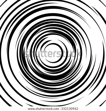 circle spin vector background