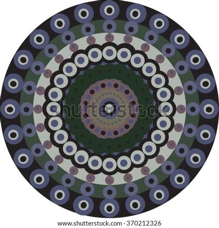 circles in circles rosetta deep