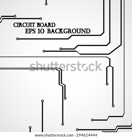 circuit board background modern