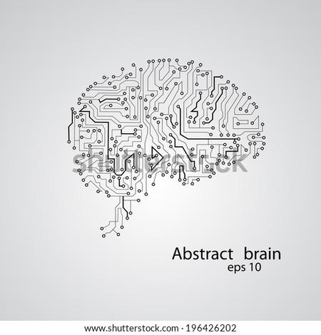 circuit board brain eps 10