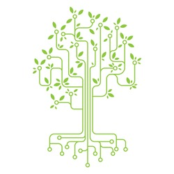 Circuit Tree Design. This can be used in companies such as inovative electronic device manufacturers.