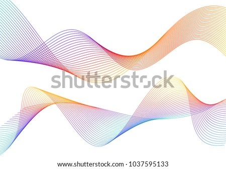 Circular Wireframe mesh logo element. Vector Illustration EPS10 digital background posters circles lines effect. Design pattern for promotion, business and marketing new product, cover page layout