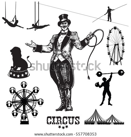 circus and amusement park...