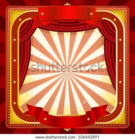 circus frame poster background  ...