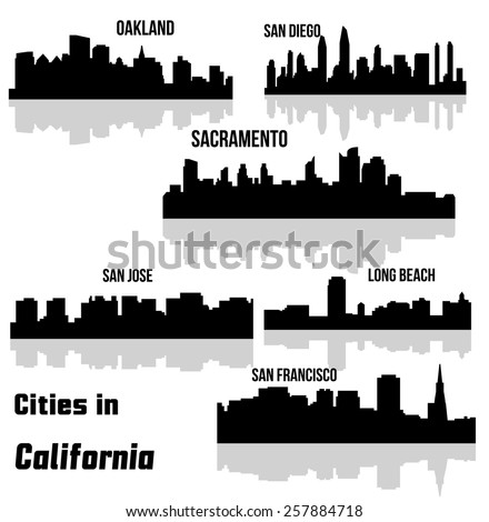 cities in california