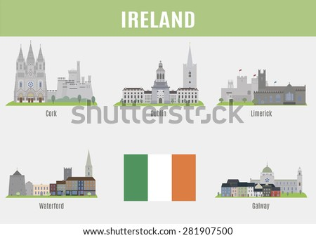 cities of ireland