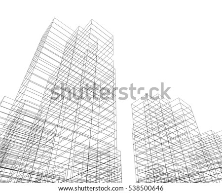 city buildings architectural