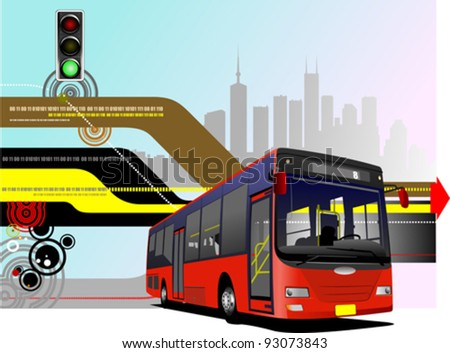 Stock-vector-city-bus-on-the-road-vector-illustration-93073843.jpg