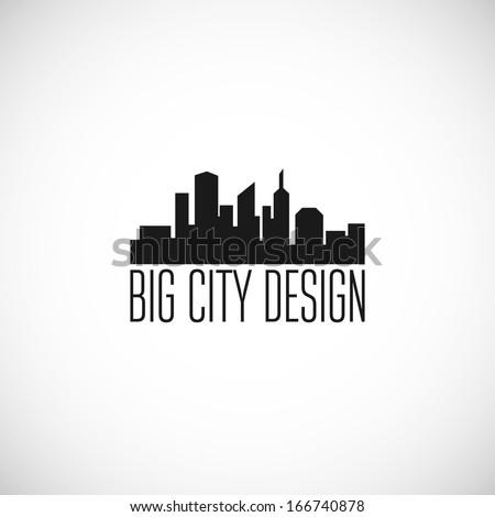 city icon vector illustration