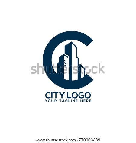 City Logo Vector Design