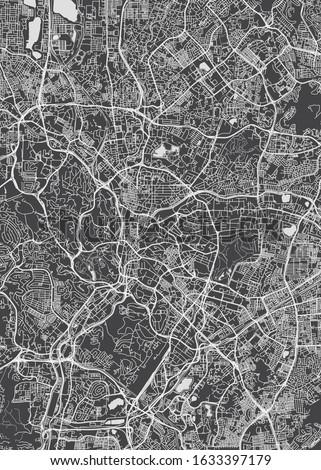 city map kuala lumpur