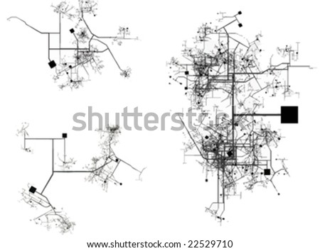 City Map Vector Free City Map Vector Also